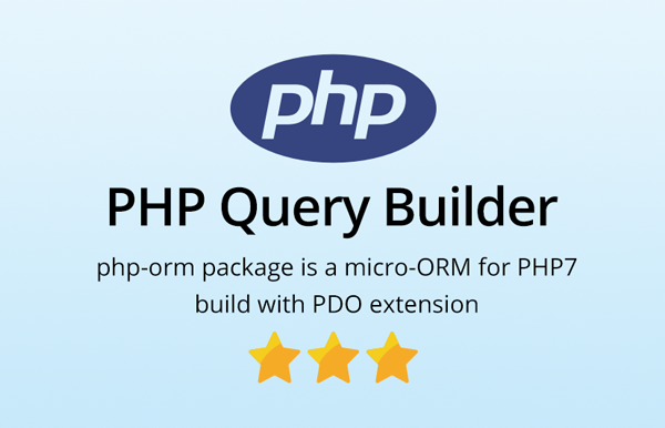PHP micro-ORM