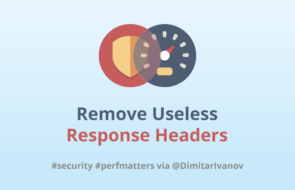 How To Remove Unwanted HTTP Response Headers