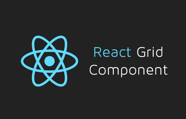 React Grid Component | React Views Tutorial