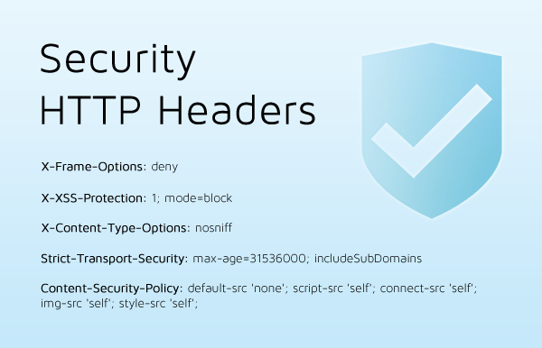 Security HTTP Headers
